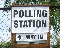 Polling stations in North Dorset will be for European elections only
