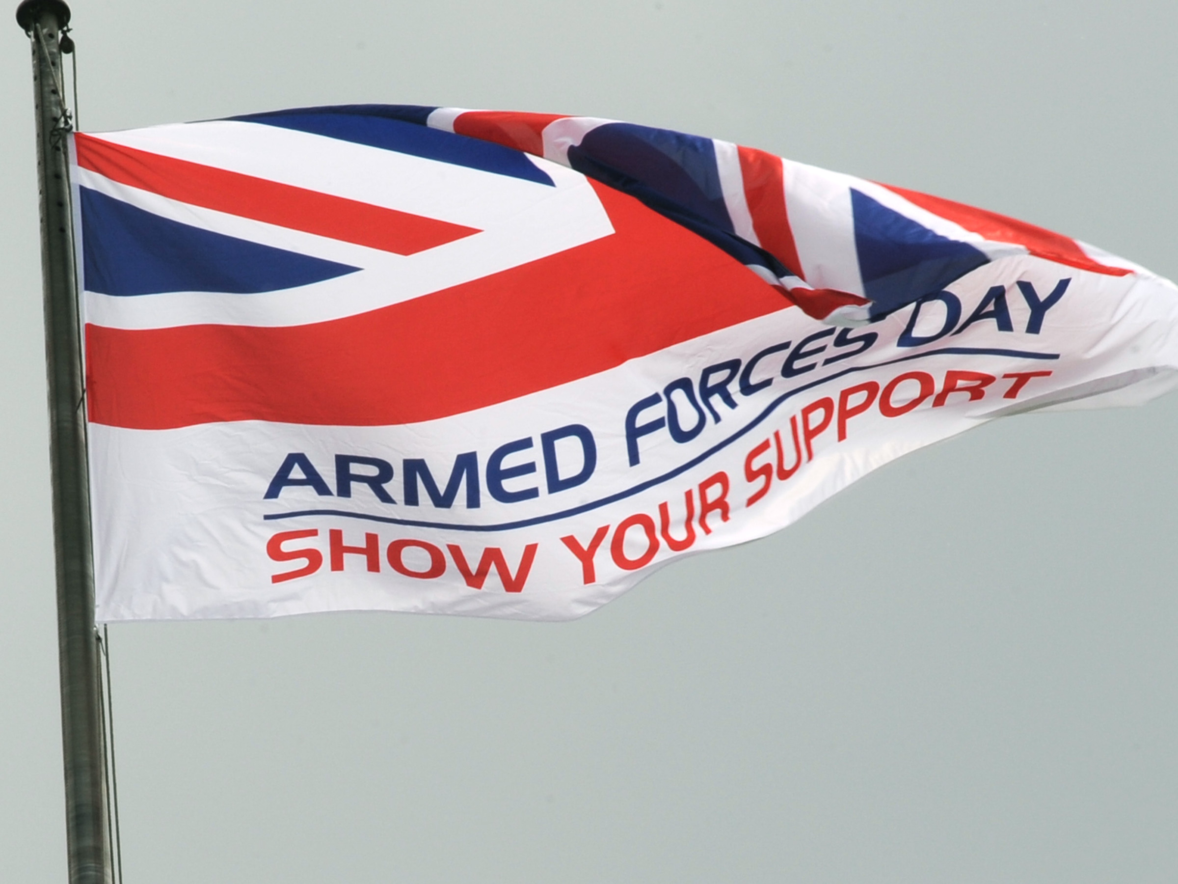 How will you be celebrating Armed Forces Day?