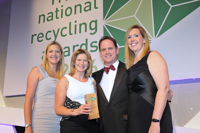 The Dorset Waste Partnership continues to win awards
