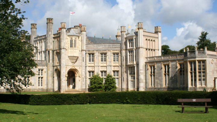 Highcliffe Castle July 2007