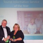 Tourism Gold award