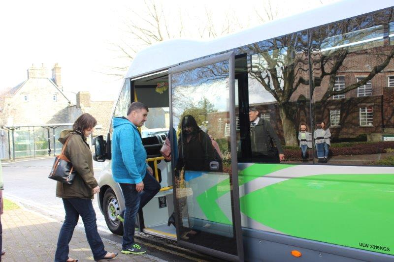 Have your say on future of concessionary travel scheme