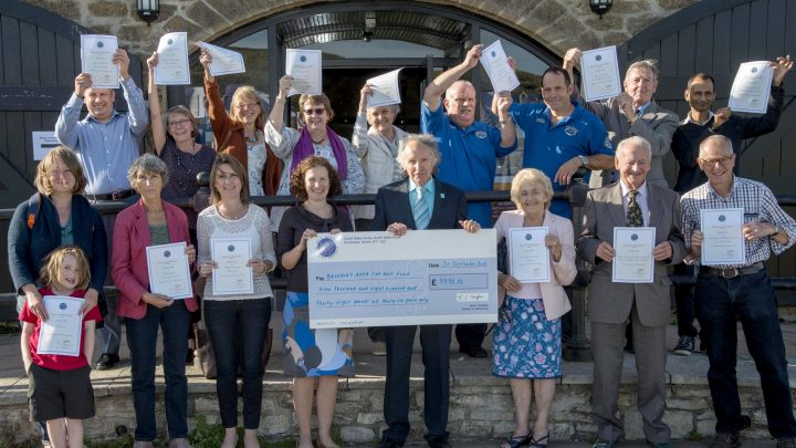 Bridport Car Boot Fund Presentation