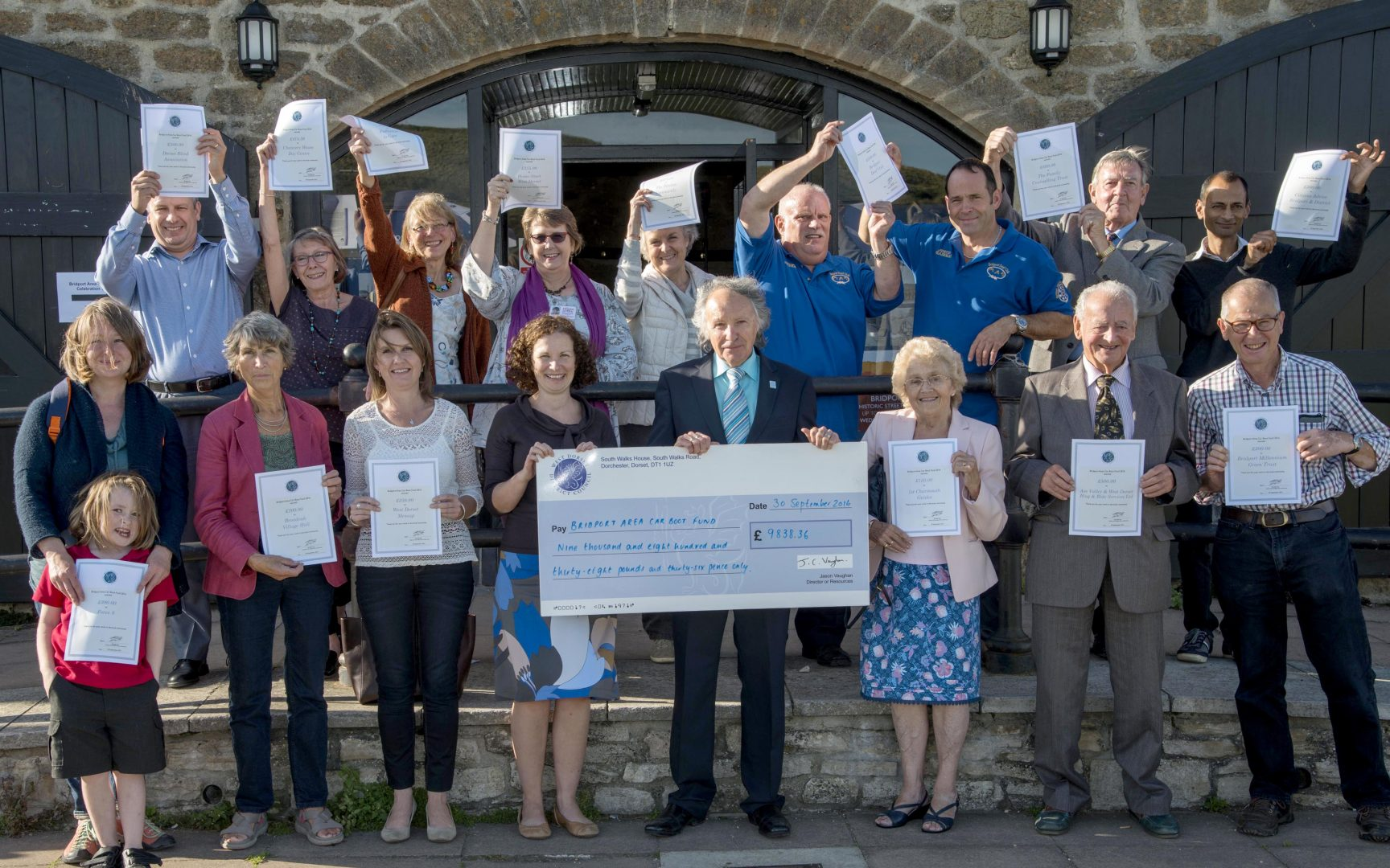 Bridport and Dorchester voluntary organisations can apply for funding