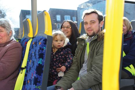 Portland community bus launch