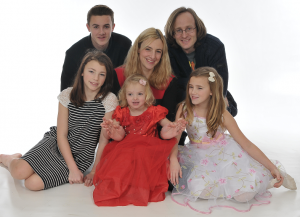 Oh! Yes it is – the January blog from foster carer Amanda