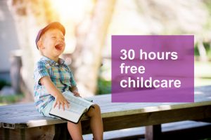 8 things to know about 30 hours free childcare