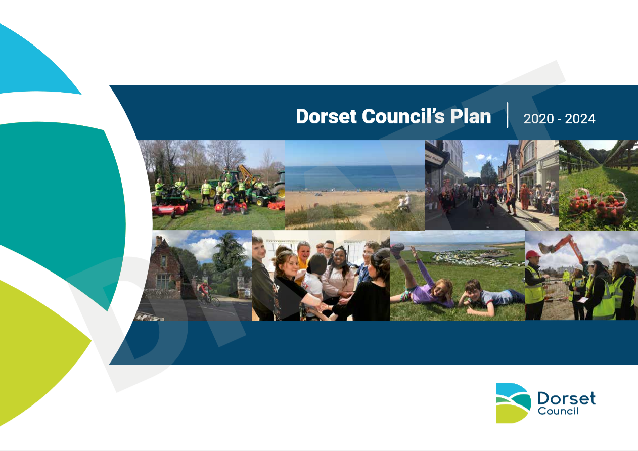 Dorset Council sets out proposed priorities