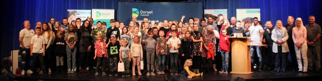 Star Awards 2019 celebrate Dorset's foster families and children in care