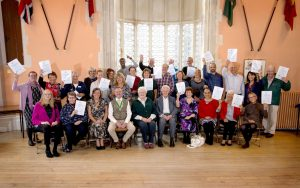 £15,000 given to local community organisations