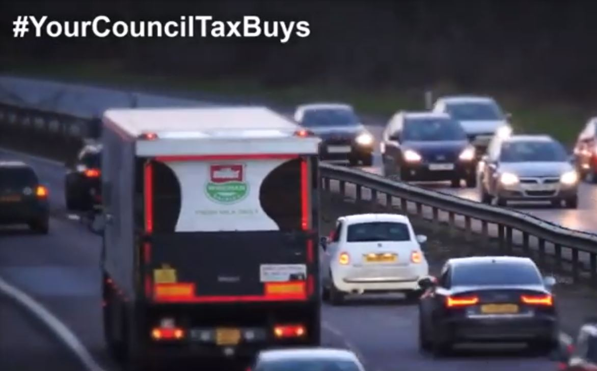 Introducing #YourCouncilTaxBuys