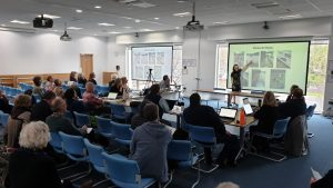Climate change presentations warmly received at Inquiry Day sessions