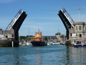 Weymouth Town Bridge turns 90!