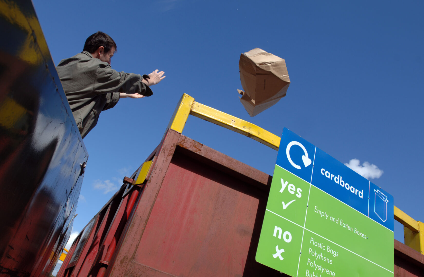 Changes at Sherborne household recycling centre