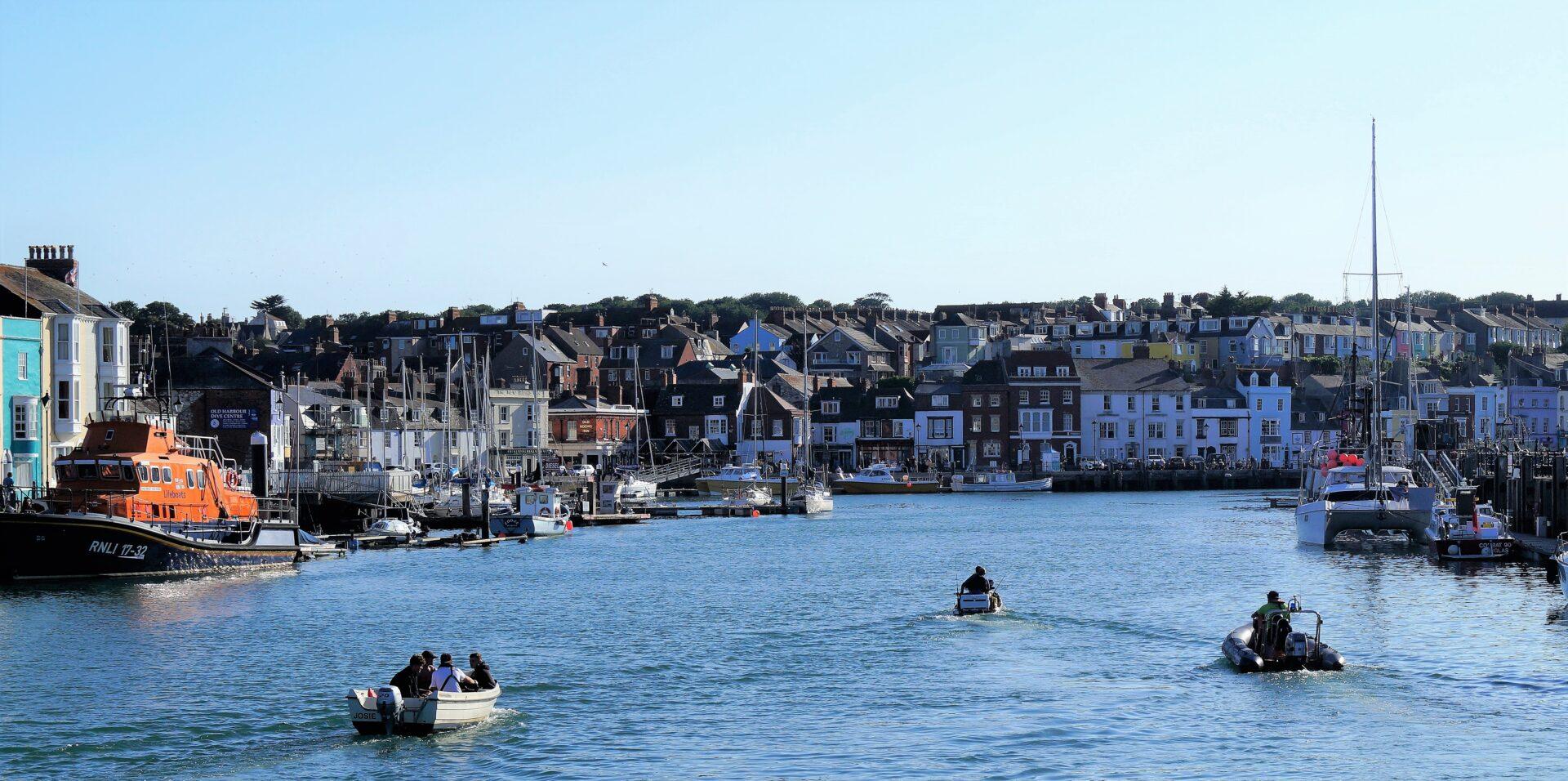 Weymouth designated a Neighbourhood Area