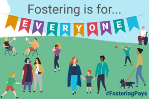 Fostering is for everyone