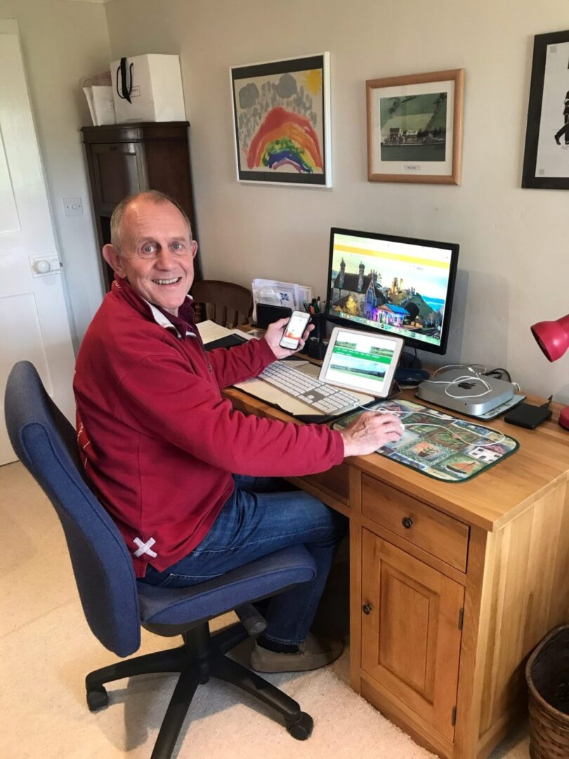 Dorset's Digital Hotline can help people use their Christmas gadget gifts