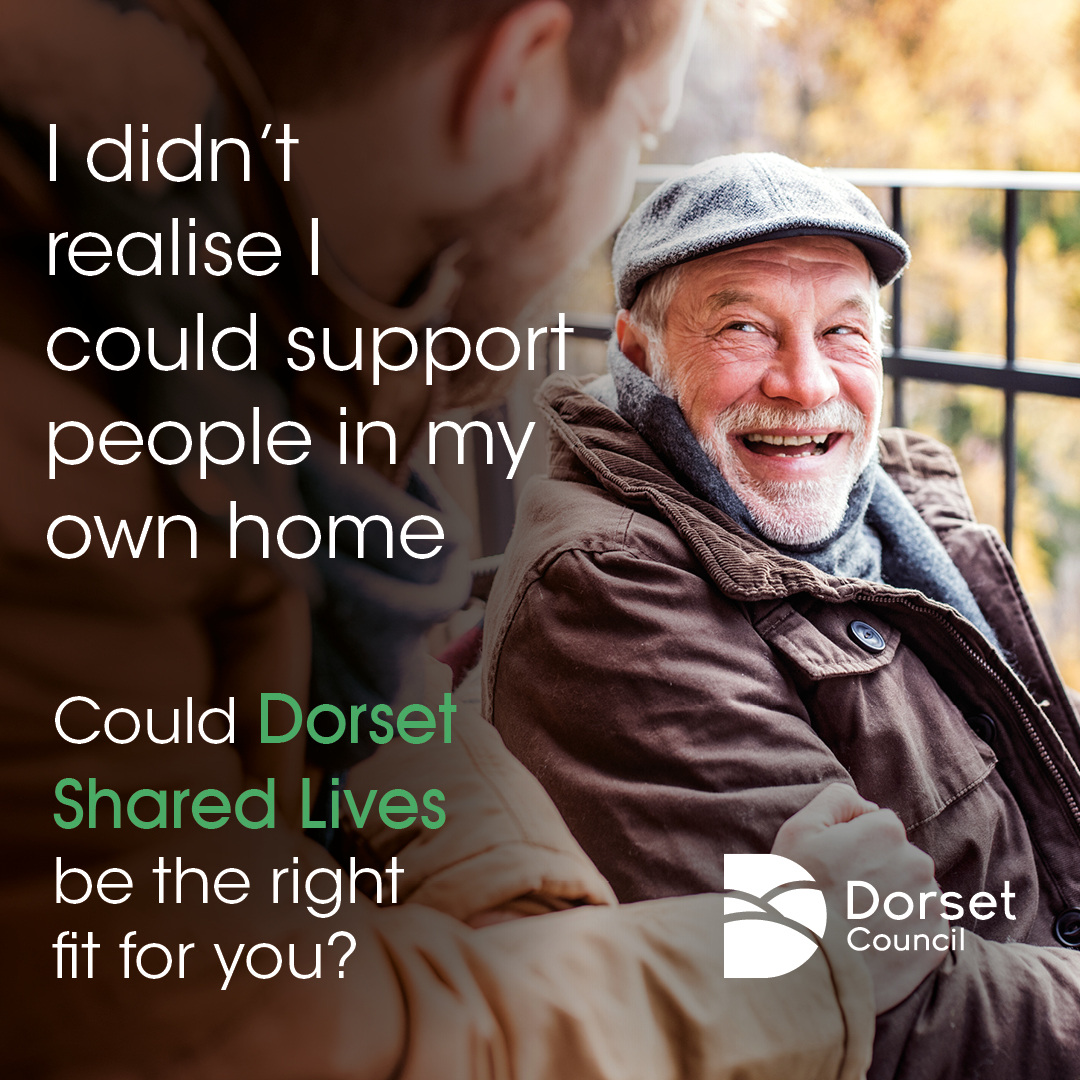 Thinking of a caring career? Find out more at our Shared Lives recruitment event