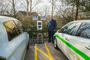 New electric vehicle chargepoints ready to use in Dorset