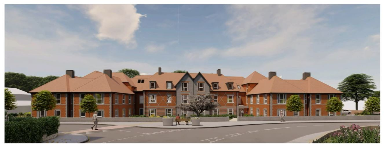 Gillingham affordable extra care development gets green light from Dorset Council