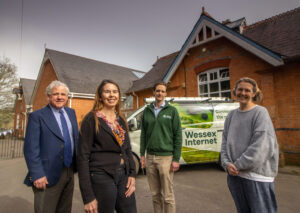 Community buildings to receive gigabit broadband thanks to investment from Dorset LEP and Dorset Council