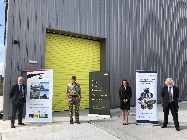Defence 'Battlelab' reaches first key milestone