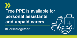 Free PPE for PAs and unpaid carers now available until March 2022