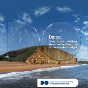 Summer visitor campaign – Promise to Love Dorset – launches today
